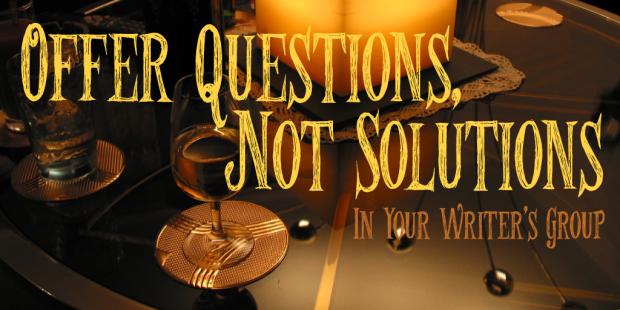 QuestionsNotSolutions